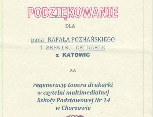 Opinie Ocena Rafcom Serwis Katowice Wojewódzka 31
